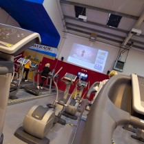 "Quest Fitness 150"" screen"