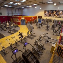 Quest Fitness Main Gym